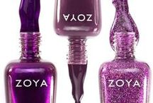Purple Nail Polish / Purple nail polish is always in style! Zoya has the best purple nail polish! With a large variety of purples to choose from you are sure to find the purple you have always wanted. Zoya Purple nail polish come in frost, mettalic, glitter and cream finishes! It can add a flirty or classic touch to any night out! Check out Zoya's entire collection of purples here!
