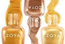Yellow & Gold Nail Polish / Are you looking for the best gold nail polish? Lucky you! Gold Nail Polish by Zoya is jewelry for your nails! Zoya has the best frost and glittering gold nail polishes to choose from! Zoya Gold Nail Polish is available in cool, warm and neutral tones to perfectly compliment your skin tone, outfits and accessories.