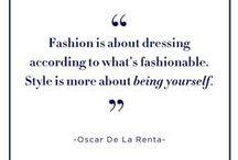 I love clothes! ❤️ / Fun outfit ideas and clothes I wish I had!