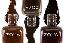 Brown Nail Polish / Brown nail polish is the modern alternative to classic reds or purples! Long lasting brown nail polish by Zoya comes in: creams, glitters and frosts. Zoya brown nail polish is available in cool, warm and neutral tones to perfectly compliment your skin tone, outfits and accessories. See our full range of delicate to daring brown nail color here!