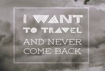 Travel / by Ilana Lou