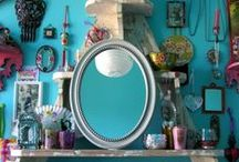 Decorating-blue / Decorating with blue