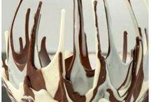 RECIPES (chocolate desserts) / desserts