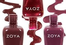 Oxblood Nail Polish / Looking Zoya Nail Polish in Oxblood? Try Toni - the perfect long-wearing, toxin free oxblood cream color from our Fall NYFW Designer Collection. http://www.artofbeauty.com/content/38/category/Oxblood_Red_nail_polish.html?O=BL120926TH5000oxblood