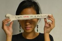 I am One in a Million / Students Rebuild joined the One Million Bones project, CARE and Global Nomads Group to create 1,000,000 handmade bones as a visible petition against humanitarian crises. Students worldwide made bones as a symbol of solidarity with victims and survivors of ongoing conflict in Somalia and the Democratic Republic of Congo (DRC.)   http://studentsrebuild.org/find-challenge/one-million-bones-challenge