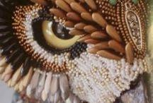 Bead Embroidery & Jewelry / by Layla Frey