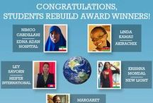 Students Rebuild Awards / by Students Rebuild