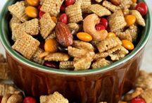 Mix It Up / Popcorn/ party mixes / by Lexi Larsen