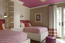 Interior Design Kids Bedrooms / Children's bedrooms  / by Kathryn Myrick @   K Rossi & Company