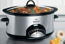 Slow Cookin' / Crock pot/slow cooker meals / by Lexi Larsen