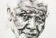 Nelson Mandela  / Travail Mixte