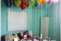 Party Ideas / by Mandy Byrne