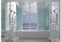 beautiful bathrooms / by Aimee Whetstine