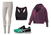 I work out / Workout outfit inspiration & general fitspo motivation
