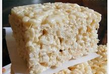 Recipes {Sweet * Krispie Treats} / by Kenya Haynes