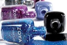 Wishes / The Zoya Wishes Collection for Holiday/Winter 2014 features six whimsical colors in a variety of textured PixieDust, metallic and cream finishes. See swatches and nail art here!   / by Zoya Nail Polish