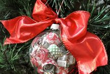 Christmas Ornament Crafts / by Lexi Larsen