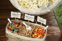 Party Food Bar / by Lexi Larsen
