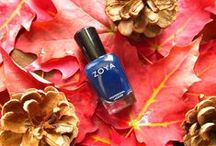 Fall Nail Polish / The best fall nail polish shades from Zoya!