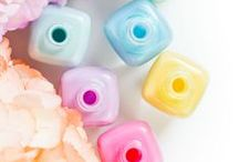 Spring Nail Polish / Zoya shades from all Spring Collections
