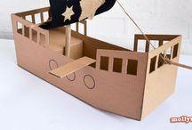 Kid Craft/Homeschool