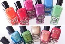 Sunsets and Seashells / New for Summer 2016: Sunsets - Six stunning Zoya Nail Polish* one-coat creams and Seashells- a Six sparkling, textured Zoya PixieDust shades.