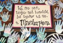 Hand Art Inspiration / Are you participating in the Youth Uplift Challenge? Get some inspiration in this board!  Learn more about the Youth Uplift Challenge here: http://studentsrebuild.org/youthuplift