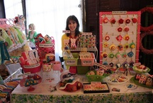 Craft Show Display Ideas / by Colleen Panzer
