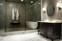 Baños / Bathroom/Powder room Inspirations / by Julie Marchalleck