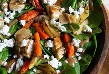 Salad Bar / by MaryKay Hawker