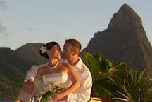Weddings / The very essence of JADE MOUNTAIN is the celebration of life and love. JADE MOUNTAIN's spectacular setting and architecture is an unforgettable stage set for the honeymoon, wedding or anniversary of a lifetime. Our goal is to provide the ultimate in service and in privacy for this special time.
