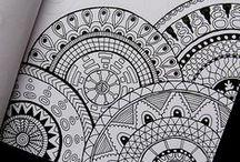 Zentangle/Doodling