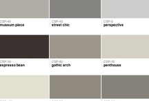 Paint Colors, Wallpaper & Fabric / by Beth DiMeo