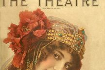 The Theatre, Flickers, and Actors