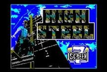 ZX Spectrum Games / Screenshots and covers of my favorite ZX Spectrum games.