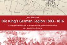 Unsere Publikationen / Lesestoff von den Mitgliedern des @rbeitskreises Hannoversche Militärgeschichte / by @k HannoverscheMilitärgeschichte