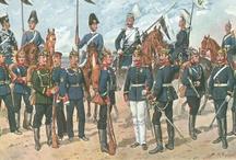 Die Hannoversche Armee / Uniform & Ausrüstung hannoverscher Truppen vom Dreißigjährigen Krieg bis zur Schlacht bei Langensalza / by @k HannoverscheMilitärgeschichte