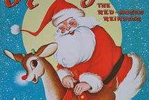 Vintage Vic Loves Christmas / Beautiful Christmas pictures much of it from days gone by. / by Vintage Vic