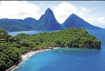 St. Lucia / by JADE MOUNTAIN