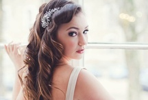 Bridal Hair by Me / All the bridal hair in this board has be styled by me. Hope you like! x