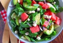 Salads / by Beth DiMeo