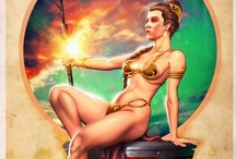 Full Metal Bikini / Purpose:  Red Sonja, Dejah Thoris, Slave Leia, and other women in metal bikinis. / by David Leemon