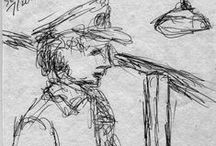 My Sketches / Purpose:  To post drawings that I've done. / by David Leemon