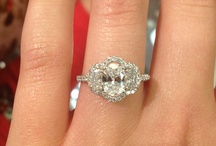 Engagement/Wedding Rings / I want an oval diamond no matter what! I'm a 4 1/2 ring size ;)