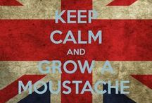 Movember! / by Vi-Anne Roberts