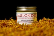 MuLondon Organic Skincare Products / MuLondon Organic Skincare Products - all vegan, natural and hand-made in London, UK, from the finest certified organic ingredients.