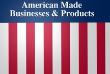 MADE IN AMERICA / Support products Made in America !!!  Thank you.   / by Lauren Chisholm