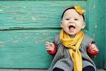 Cute kids / Gorgeous photos of babies and children