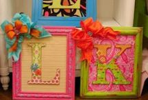 Crafts & DIY Projects / DIY crafts - paints, scrap booking, ideas for your home  / by Anita Berenyi