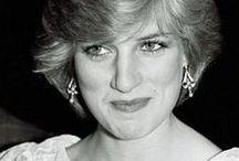 Princess Diana...In memory of / by Vintage Vic